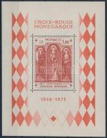 1973 Vöröskereszt blokk Mi 5