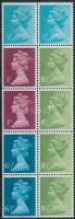 1971 Forgalmi bélyegfüzetlap H-Blatt 79