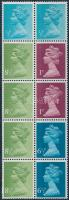 1971 Forgalmi bélyegfüzetlap H-Blatt 78