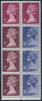 1971 Forgalmi bélyegfüzetlap H-Blatt 81