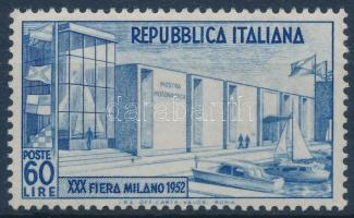 1952 Milánói vásár Mi 859