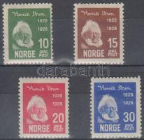 1928 Ibsen sor Mi 137-140