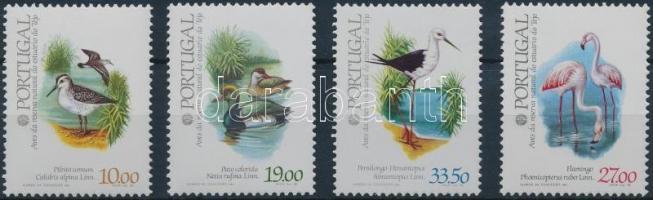 Stamp Exhibition; Birds set, Bélyegkiállítás; Madarak sor
