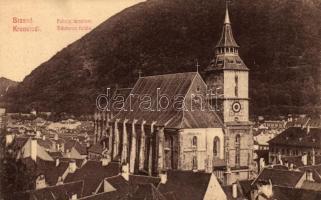 Brassó, Kronstadt, Brasov; Fekete templom / church