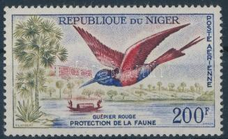 1961 Forgalmi; madár Mi 20