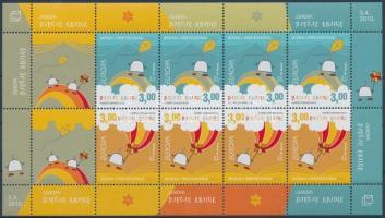 2010 Europa CEPT gyermekkönyvek kisív Mi 285-286