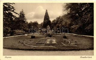 Sopron, Erzsébet kert (EK)