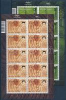 2011 Europa CEPT erdő kisívsor Mi 1304-1305