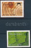 2011 Europa CEPT erdő öntapadós sor Mi 1306-1307