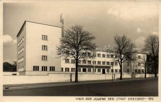 Dresden, Haus der Jugend