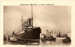 Norddeutscher LLoyd Bremen, Schnelldampfer