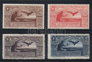 1930 Vergilius légi értékek Mi 354-357