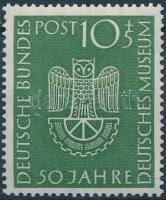 1953 50 éves a müncheni Német Múzeum Mi 163