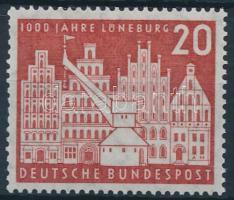 1956 1000 éves Lüneburg Mi 230