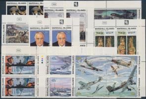 1989-1990 II. világháború (II-XVII.) sorok összefüggésekben és párok
