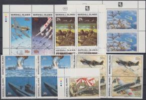1991 II. világháború (XVIII-XXX.) sorok összefüggésekben és párok