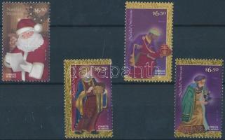 2009 Karácsony sor Mi 3540-3543