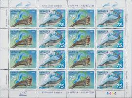 2002 Veszélyeztetett állat- és növényfajták kisív Mi 530-531