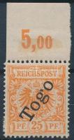 Togo 1897 Mi 5b