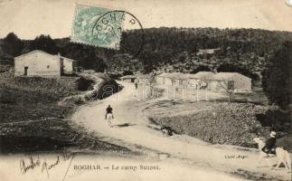 Boghar, Camp Suzoni (EK)