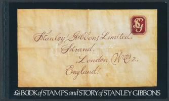 1982 II. Erzsébet királynő bélyegfüzet MH 61 (Mi 564 C, 854, 864 I, 901 I)