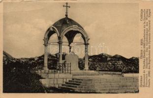 Cetinje, Monuments of Vladika Danilo (non pc)