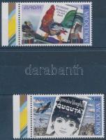 2010 Europa CEPT gyermekkönyvek ívszéli sor Mi 703-704