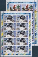 2010 Europa CEPT gyermekkönyvek kisívsor Mi 703-704