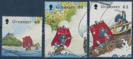 2010 Europa CEPT gyermekkönyvek sor Mi 1297-1299