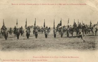 1906 Plateau de Malzéville, Review of the French 20th Army Corps, General Bailloud