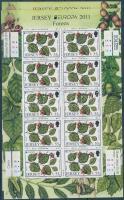2011 Europa CEPT erdő 2 kisív Europa CEPT-es értékekkel Mi 1536-1537