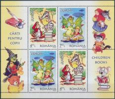 Europa CEPT children's books block, Europa CEPT gyermekkönyvek blokk