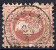 "Austria-Hungary classic postmark ""VÉSE"", ""VÉSE"""