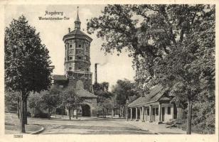 Augsburg, Wertachbrucker-Tor / gate