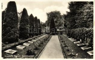 Wuppertal-Barmen, Ehrenfriedhof / Memorial Cemetery