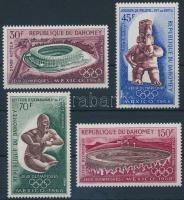1968 Nyári Olimpia, Mexikó sor Mi 360-363