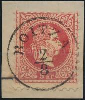 1867 5kr BOITZA (Gudlin 400 pont)