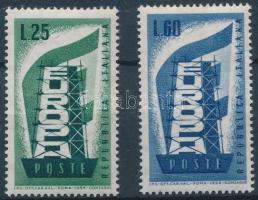 1956 Europa CEPT Mi 973-974