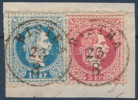 "Austria-Hungary-Croatia postmark ""BISTRA"" ""BISTRA"""
