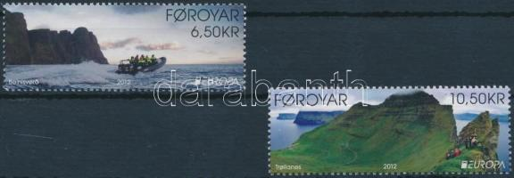 Europa CEPT: Visit the Faroe Islands set, Europa CEPT: Látogasson a Feröer-szigetekre sor