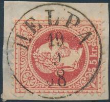 1867 5kr HELPA (Gudlin 400 pont)