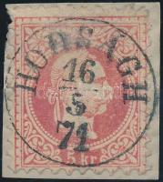 "Austria-Hungary Yugoslavia classic postmark ""HÓDSÁGH"" ""HÓDSÁGH"""