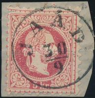 1867 5kr JAÁD (Gudlin 700p)