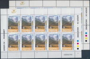 2004 Europa CEPT, Ünnepek kisív sor Mi 2966-2967 A
