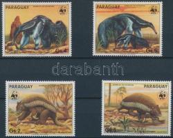 WWF: Endemikus fajok sor (hiányzik Mi 3851-3852), WWF: Endemic species set (Mi 3851-3852 missing)