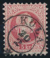 "Austria-Hungary Yugoslavia classic postmark ""KULA"" ""KULA"""