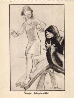 Anti-Soviet propaganda s: Dinnyés (cut), Szovjet