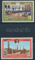 1982 Nemzeti ünnep sor Mi 245-246
