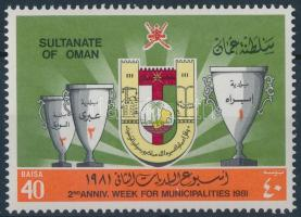 1982 Önkormányzat hete Mi 244