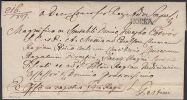 1847 Ex offo HORKA - Pestini